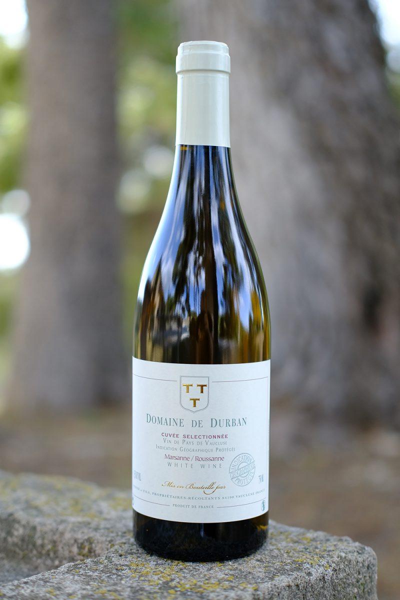 IGP Vin de Pays de Vaucluse blanc sec